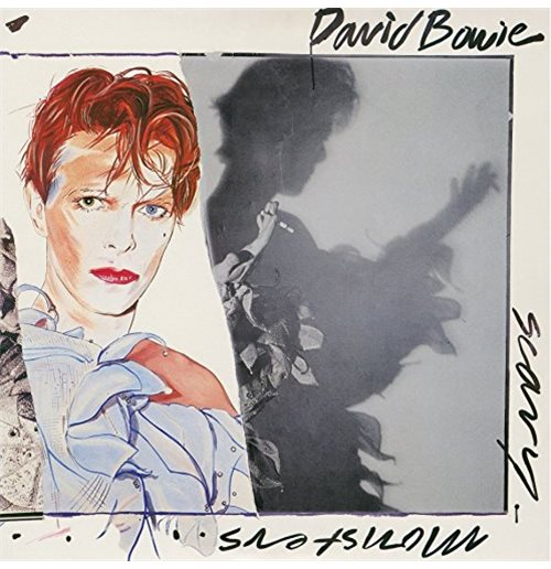 Vynil David Bowie - Scary Monsters (And Super Creeps)