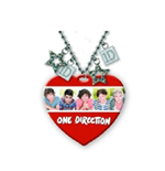 One Direction Necklace 299667