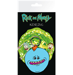 Rick and Morty Keychain 299684