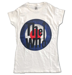 The Who Ladies Tee: Vintage Target