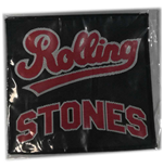 The Rolling Stones Standard Patch: Team Logo
