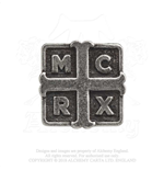 My Chemical Romance Pin Badge: Cross
