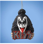KISS Hanging Ornament: The Demon Head