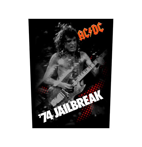 AC/DC Back Patch: 74 Jailbreak