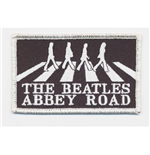 The Beatles Standard Patch: Abbey Road (Iron On)