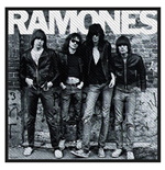 Ramones Standard Patch: Ramones '76 (Packed)