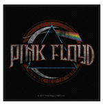 Pink Floyd Standard Patch: Distressed Dark Side of the Moon (Loose)