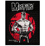 Misfits Standard Patch: Lukic (Loose)