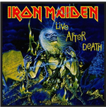 Iron Maiden Standard Patch: Live After Death (Packed)