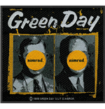 Green Day Standard Patch: Nimrod (Loose)