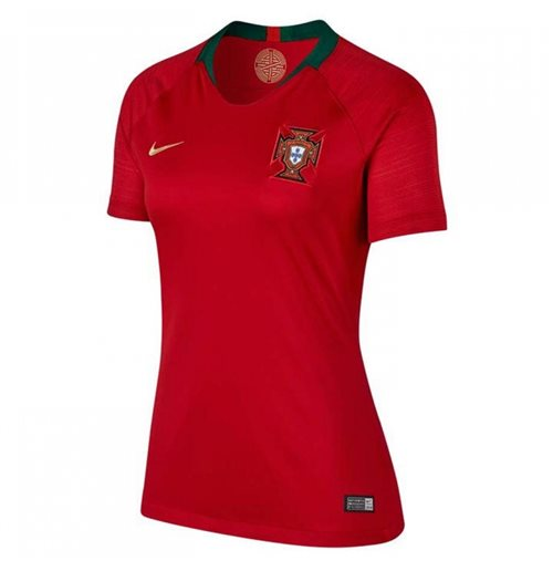 2018-2019 Portugal Home Nike Womens Shirt