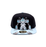 RicK & Morty - Snowball Snapback Cap