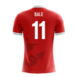 2018-2019 Wales Airo Concept Home Shirt (Bale 11) - Kids