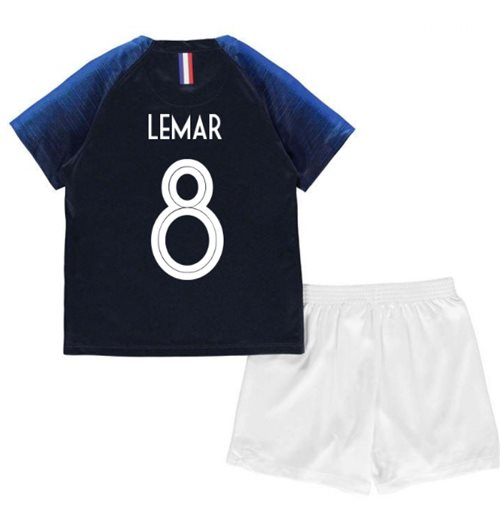 2018-2019 France Home Nike Mini Kit (Lemar 8)