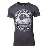 Guinness - Heritage Intaglio Raised Printed Men's T-shirt