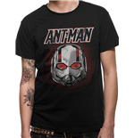 Antman - Vintage Mask - Unisex T-shirt Black