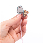 Pusheen Earphones Pusheen & Pizza