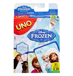 Frozen UNO Card Game *English Version*