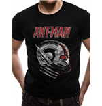 Antman And The Wasp - Ant Profile - Unisex T-shirt Black
