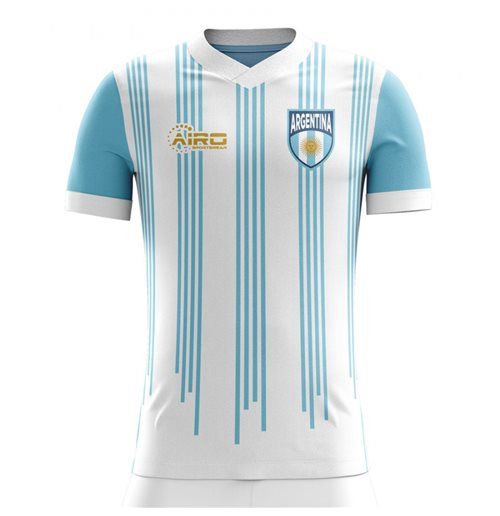 2018-2019 Argentina Home Concept Football Shirt (Kids) for only C ...