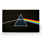 Pink Floyd Print on wood 301903