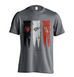Game of Thrones T-Shirt House Flags