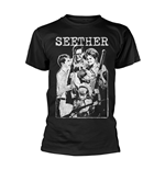 Seether T-shirt Happy Family