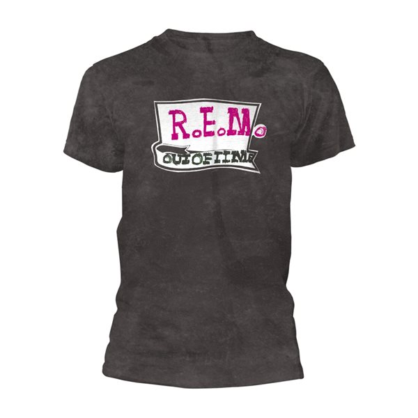 R.E.M. T-shirt Out Of Time