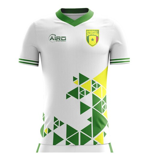 2018-2019 Senegal Home Concept Football Shirt for only C$ 61.65 at ...