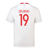 2018-19 Poland Home Shirt (Zielinski 19)