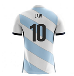 2018-19 Scotland Airo Concept Away Shirt (Law 10)