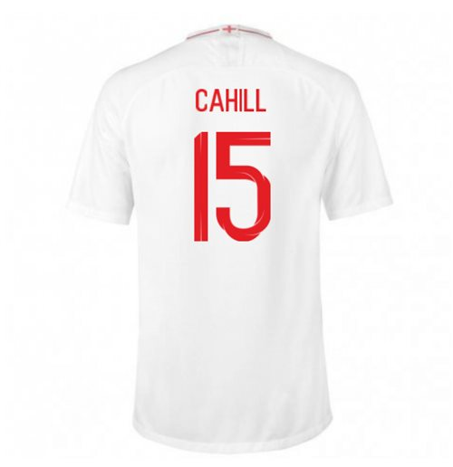 2018-2019 England Home Nike Football Shirt (Cahill 15) - Kids