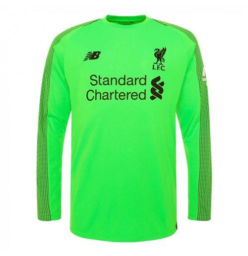 Camiseta 2018-2019 Away 2018 2019 Liverpool Fc