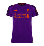 2018-2019 Liverpool Away Ladies Football Shirt
