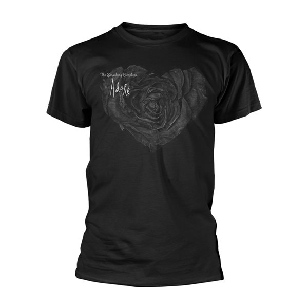 The Smashing Pumpkins T-shirt Black Rose