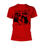 Sonic Youth T-shirt Goo Album Cover (RED)