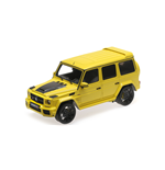 BRABUS 850 6.0 BITURBO WIDESTAR AUF BASIS MERCEDES BENZ AMG G 63 YELLOW 2016