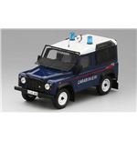LAND ROVER DEFENDER 90 STATION WAGON CARABINIERI