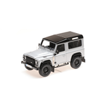 LAND ROVER DEFENDER 90 SILVER 2015 2.000.000 PCS EDITION