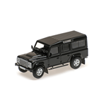 LAND ROVER DEFENDER 110 BLACK 2014