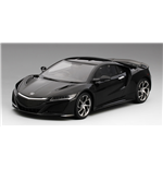 HONDA NSX BERLINA BLACK TOP SPEED
