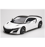 HONDA NSX 130R WHITE CARBON FIBER PACKAGE 2017