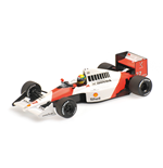McLAREN HONDA MP4-5B AYRTON SENNA WORLD CHAMPION 1990