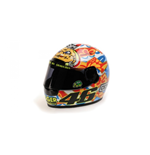 CASCO AGV VALENTINO ROSSI GP MUGELLO WORLD CHAMPION MOTOGP 2001