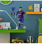 Barcelona Wall Stickers 304322