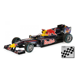 RED BULL RB6 S. VETTEL WORLD CHAMPION F1 2010