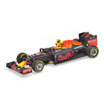 RED BULL RACING TAG HEUER RB12 DANIIL KVYAT F1 2016