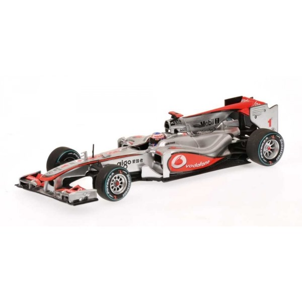 McLAREN MP4-25 J. BUTTON WINNER GP AUSTRALIA 2010