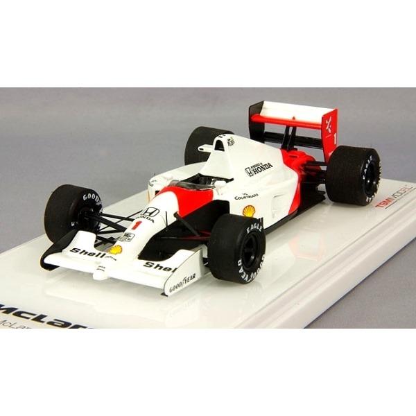 McLAREN MP4/6 #1 AYRTON SENNA 2ND PLACE JAPANESE GP 1991 ...