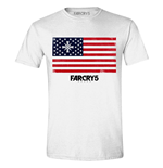 Far Cry 5 T-Shirt Cult Flag
